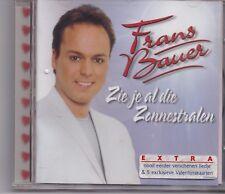 Frans Bauer-Zie Je Al Die Zonnestralen cd album