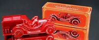 Vintage Avon Fire Fighter 1910 Empty Wild Country After Shave Decanter IOB