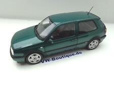 1 18 Norev VW golf MK3 VR6 1996 Greenmetallic