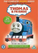 Thomas and Friends Series 8 Complete Season Eight Tank Engine Region 2  DVD New