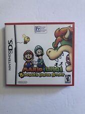 🇨🇦Mario & Luigi: Bowser's Inside Story (Nintendo DS)