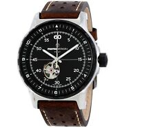 Momo Design Pilot Heritage Automatic Men's Analog Watch, 46mm, MD3064SB-12