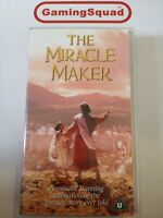 The Miracle Maker VHS Video Retro, Supplied by Gaming Squad