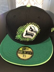Casper Ghosts New Era 5950 Hat Cap Size 7 3/8 NWT