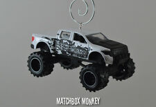 2011 Ford F-150 SVT Raptor Crew Ext Cab Pickup Truck Christmas Ornament F150