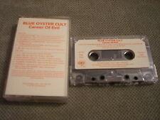 RARE PROMO Blue Oyster Cult CASSETTE TAPE Career Of Evil DON'T FEAR THE REAPER !