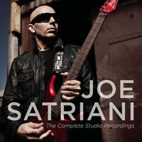 JOE SATRIANI - THE COMPLETE ALBUMS COLLECTION 15 CD NEW!