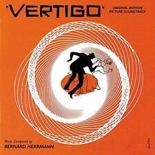 Vertigo (Original Soundtrack) - Bernard Herrmann (NEW CD)