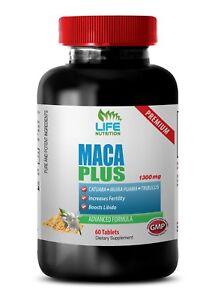 Oatstraw - Maca Premium 1275mg - Libido Booster Ultimate Pills 1B