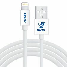Apple MFI Certified Lightning Charger USB Cable 10feet iPhone 5s 6 6s 7 7 Plus