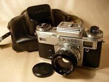 KIEV-4M camera Soviet Contax RF with HELIOS-103 53mm f1.8 50mm Biotar copy lens