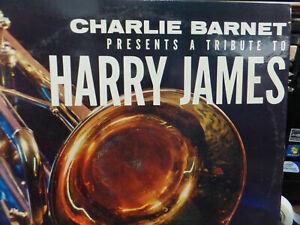 VINYL LP Charlie Barnet – A Tribute To Harry James VG+