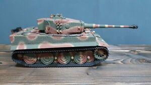 RC Panzer 1:16 Tiger 1 Späte Version  - Taigen V3 -  2.4 GHz  6mm Schussfunktion