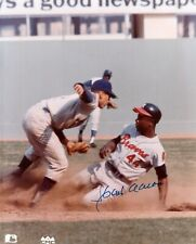 HANK AARON Signed Autographed 8x10 Licensed Photo, Atlanta Braves
