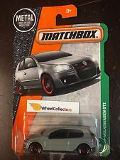 Volkswagen GTI * Grey * 2017 Matchbox H Case