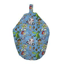 Toy Story 4 Rescue Bean Bag Filled Chair Seat Bed Play TV Room Buzz Woody Forky