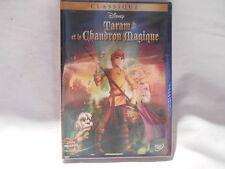 DVD Walt Disney TARAM ET LE CHAUDRON MAGIQUE Losange N°30