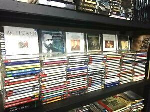 LOTTO 200 CD DI MUSICA CLASSICA E LIRICA