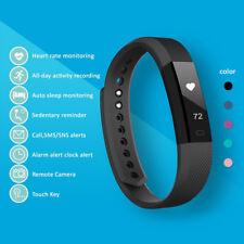 Smartband Fitnessarmband Sport Kalorienzähler Schlaftracker Android IOS