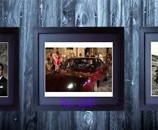 Vin Diesel Fast And Furious 6 SIGNED & FRAMED 10x8 REPRO PHOTO PRINT
