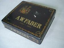 1911 ANTIQUE ORIGINAL FABER CASTELL PENCIL BOX