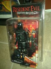 RESIDENT EVIL OPERATION RACCOON CITY VECTOR FIGURE