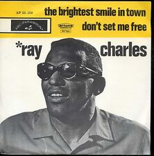7inch RAY CHARLES the brighest smile in town HOLLAND +PS EX