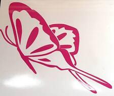 adesivo Farfalla butterfly auto moto wall sticker decal ritagliato sweet