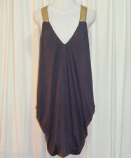 "BEAUTIFUL SASS&BIDE RELAXED FIT MINI DRESS 40/4 (AUS 10/12) ""THIS IS MIDNIGHT"""