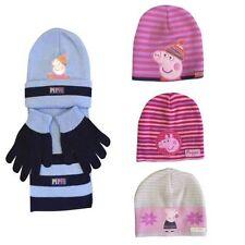 Cappelli blu acrilico per bambini dai 2 ai 16 anni