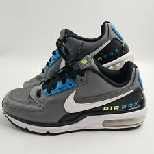 Nike Air Max Smoke Grey Shoes Men's Running Shoes Trainers CZ7554-001 Size UK 6