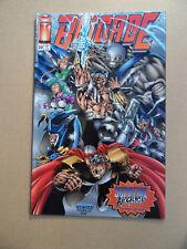 Brigade (vol 2)  22 . Image 1995 . FN / VF