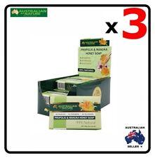 3 x Australian by Nature Manuka Honey Soap 100g (9 pack)