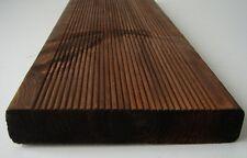 10 x Kiefer KDI Terrassenholz Riffelbohlen Treppenstufen 34x195x630mm Holzdielen
