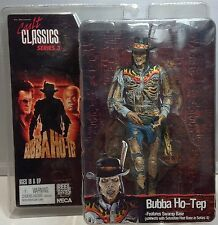 NECA Cult Classics Series 3 BUBBA HO-TEP Swamp Base Reel Toys NEW action figure