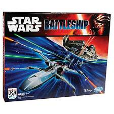 Battleship Star Wars Edition Game Track Enemy Starships Hasbro