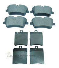 MERCEDES C270 CDi ESTATE 2001-2005 FRONT AND REAR BRAKE DISC PADS FULL SET NEW