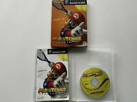 Nintendo Game Cube MARIO TENNIS GC JAPAN mariotennis Japan JP Gamecube