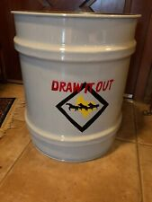 New Draw-it-out Large Advertising Metal Bucket Can