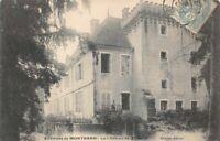 Environs de MONTBARD - le château de QUINCY