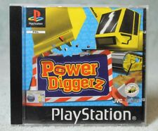POWER DIGGERZ PS1 🔮AUSSIE SELLER🔮 (PLAYSTATION ONE) NO BOOKLET~FAST POST !!!