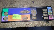 Panneau shield i/o ECS MCP61PM-HM REV 1.0 plaque arriere