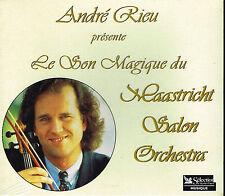 coffret cd: André Rieu: le son magique: compilation 3 cds. reader's digest 2