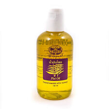 Bottle of Plai Massage Oil 100ml Genuine & Original Thai Massage Product T0028