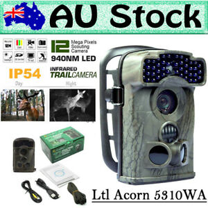 12MP Ltl Acorn Ltl-5310WA 940NM Game Wildlife Scouting Hunting Trail Camera New!