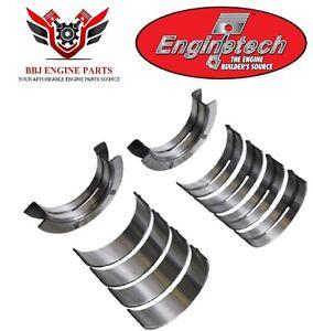 Ford 429 460 V8 Enginetech Main Bearings 1968 - 1997