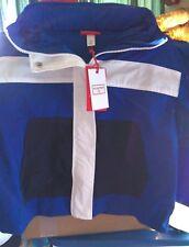 NNWT - Hunter For Target Jacket Colorblock Hooded Windbreaker Women's medium new