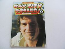 THE BAY CITY ROLLERS MAGAZINE No  30 MAY 1977