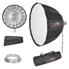 PiXAPRO 90cm 16-Sided Easy-Open Deep Umbrella Softbox Elinchrom