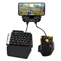 PUBG COD Mobile Gamepad Controller Gaming Keyboard Mouse Converter Android IOS